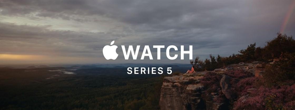 Apple Watch Series 5 será lançado no Brasil no dia 25 de outubro