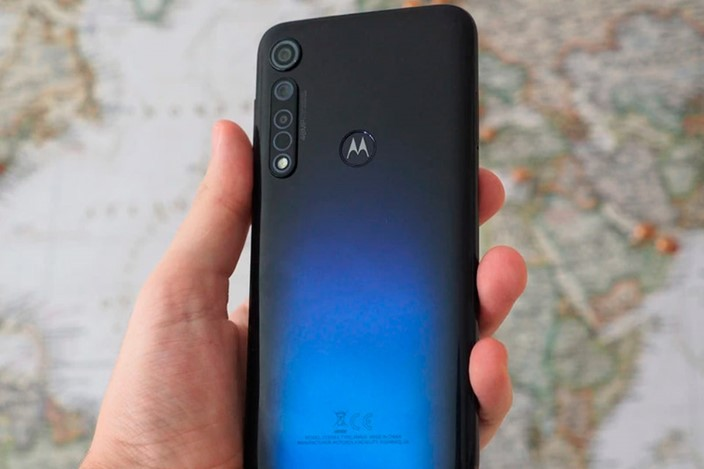 Moto G8 PlusFonte:  Pocket Lint