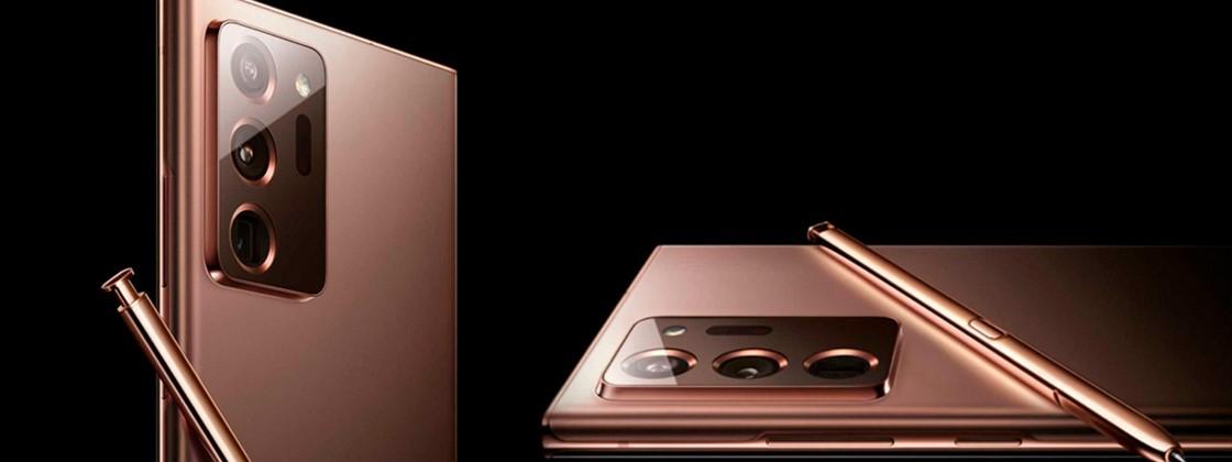 Samsung Galaxy Note 20 entra em pré-venda nos Estados Unidos