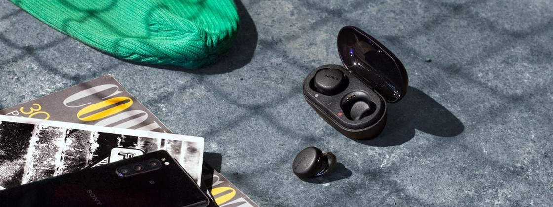 Sony lança fones sem fio que são alternativa mais barata aos AirPods