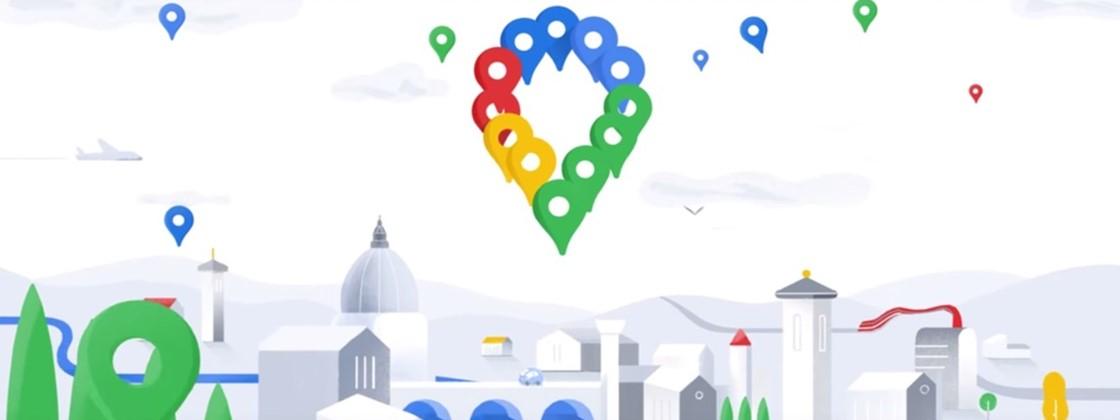 Google Maps agora mostra restaurantes com delivery perto de você