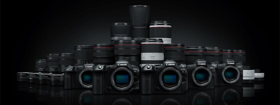 Canon EOS R5 é a câmera híbrida mais poderosa do mundo