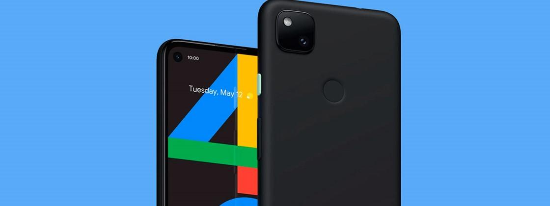 Google Pixel 4a aparece em site oficial antes da hora