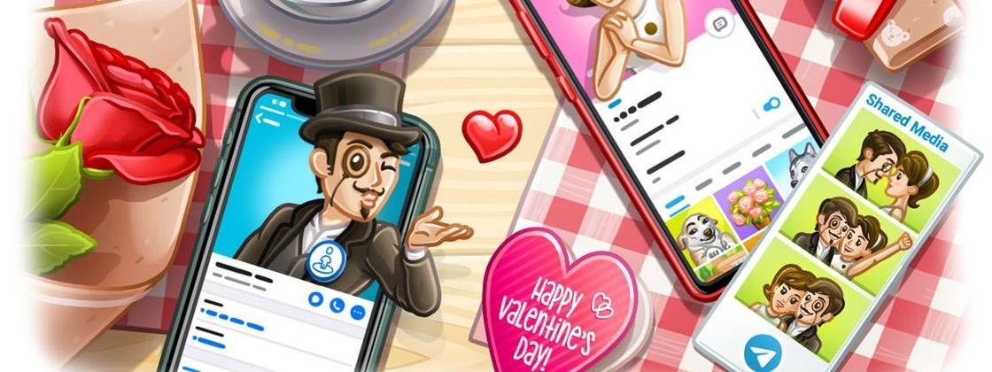 Telegram ganha emojis animados e perfis renovados em atualização