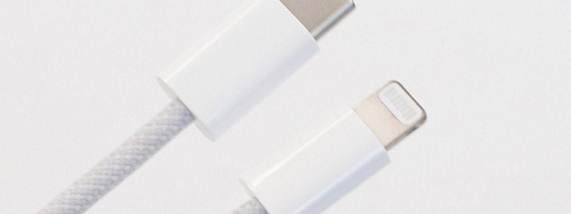 Cabo Lightning do iPhone 12 mais resistente tem fotos divulgadas