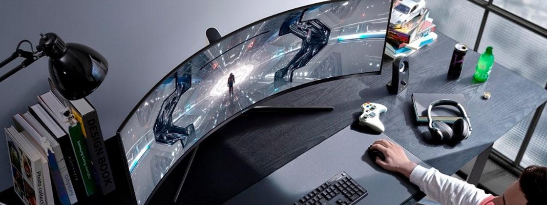 Samsung começa a vender monitores Odyssey G7 e G9 nos EUA