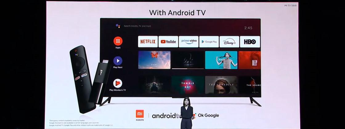 Xiaomi lança Mi TV Stick, monitor de 144 Hz e novo fone sem fio