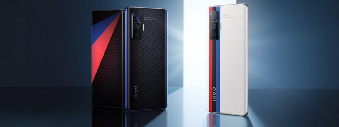iQOO 5 e 5 Pro são lançados com carregamento rápido de 120 W