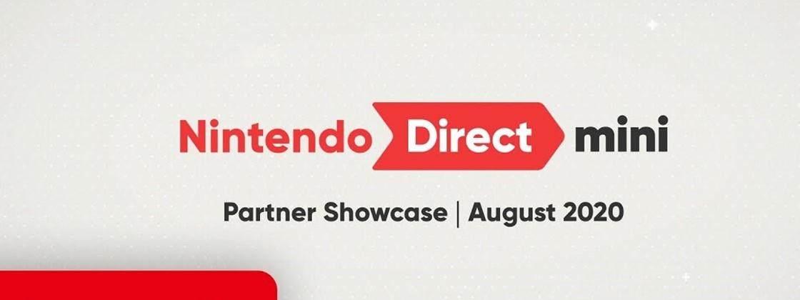 Nintendo lança Nintendo Direct Mini surpresa com muitas novidades