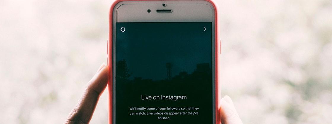 Instagram vai permitir doações em lives